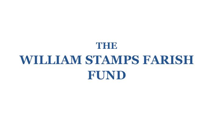 William Stamps Farish Fund
