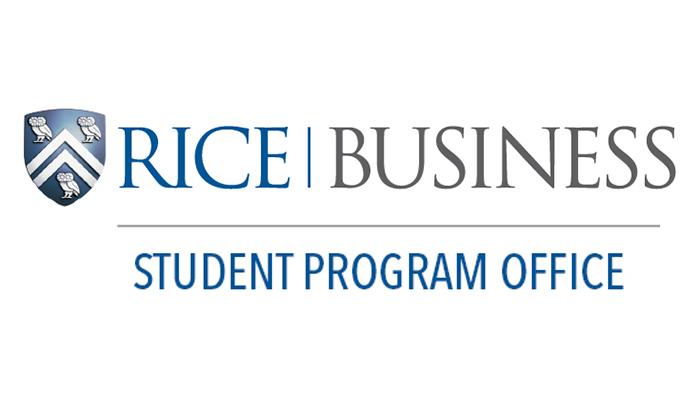 Rice Business Student Program Office