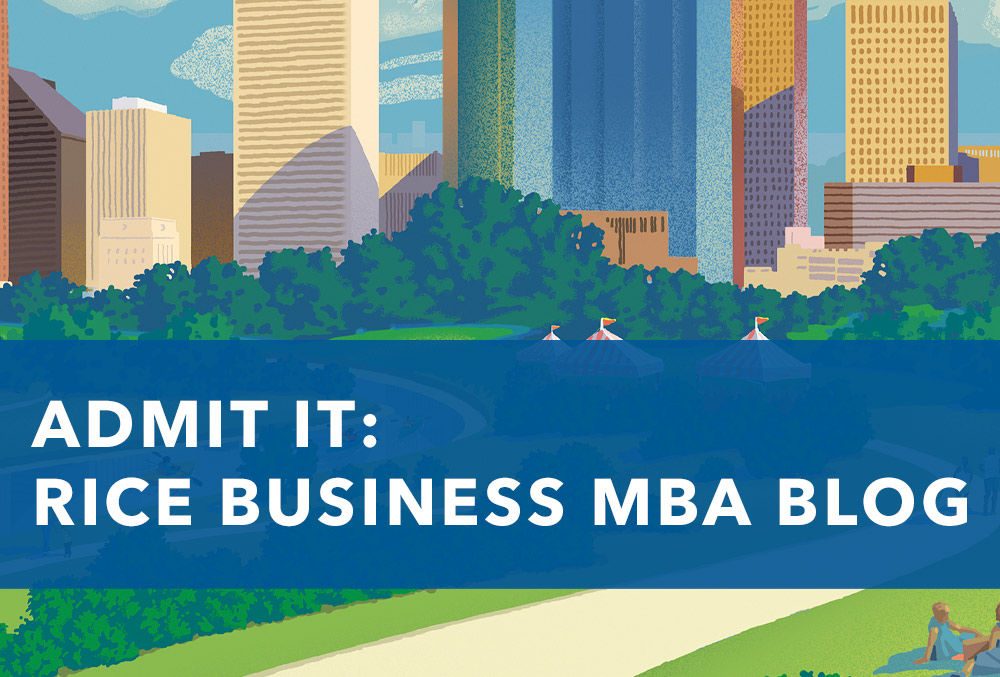 Rice Business MBA Blog