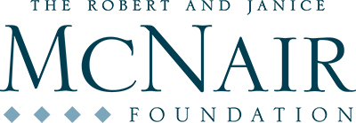 The Robert and Janice  McNair Foundation