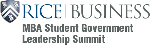 MBA Student Government Leadership