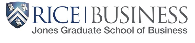 Jones Graduate School of Business at Rice Business