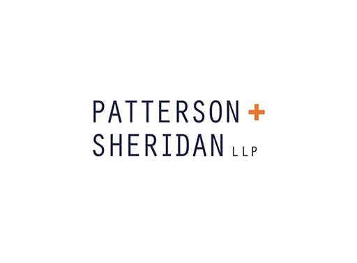 Patterson + Sheridan LLP, Rice Sponsor